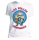 T-Shirt Breaking Bad - Los Pollos Hermanos