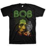 T-Shirt Bob Marley - Smoking Da Erb