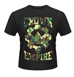 T-Shirt Crown the Empire - Run And Hide