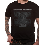 T-Shirt Nine Inch Nails - Head