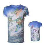 T-Shirt Ninja Turtles 206092