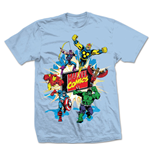 T-Shirt Marvel Superheroes 206232