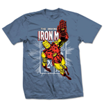 T-Shirt Iron Man 206241