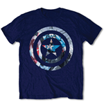 T-Shirt Captain America  206315