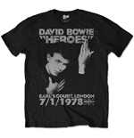 T-Shirt David Bowie  206534