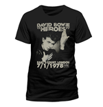 T-Shirt David Bowie  206536