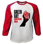 langärmeliges T-Shirt Green Day 206813