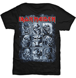 T-Shirt Iron Maiden 207035