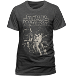 T-Shirt Star Wars 207935
