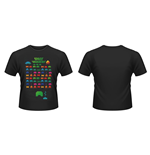 T-Shirt Space Invaders  208073