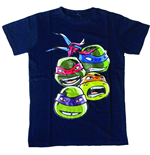 T-Shirt Ninja Turtles 208420