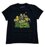 T-Shirt Ninja Turtles 208425