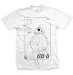 T-Shirt Star Wars 208666