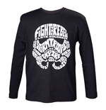 langärmeliges T-Shirt Star Wars - Black Storm Trooper