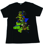 T-Shirt Ninja Turtles 209495