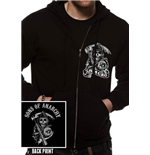 Sweatshirt Sons of Anarchy - Samcro