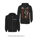 Sweatshirt Doors - Lizard King Black