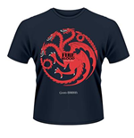 T-Shirt Game of Thrones  - Fire and Blood