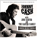 Vinyl Johnny Cash - Longing For Old Virginia (2 Lp)
