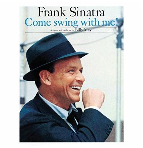 Vinyl Frank Sinatra - Come Swing With Me
