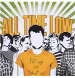 Vinyl All Time Low - Put Or Shut Up