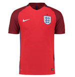 Trikot England Fussball 2016-2017 Away Nike Authentic