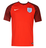 Trikot England Fussball 2016-2017 Away Nike fur Kinder