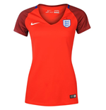 Trikot England Fussball 2016-2017 Away Nike fur Frauen