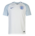 T-Shirt England Fussball 2016-2017 Home Nike