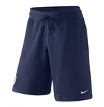 Shorts England Fussball 2016-2017 Nike Authentic AW77 Alumni