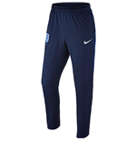 Trainingshose England Fussball 2016-2017 Nike Revolution Knit (blau)