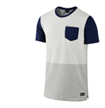 T-Shirt Frankreich Fussball 2016-2017 Nike Authentic Sideline