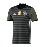 Trikot Deutschland Fussball 2016-2017 Authentic Away Adidas