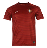 T-Shirt Portugal Fussball 2016-2017 Nike (Rot)