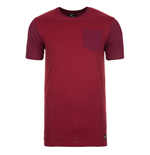T-Shirt Portugal Fussball 2016-2017 Nike Authentic Sideline (Rot)
