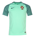 Trikot Portugal Fussball 2016-2017 Away Nike