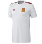 T-Shirt Spanien Fussball 2016-2017 Away Adidas Fan fur Kinder