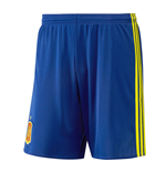 Shorts Spanien Fussball 2016-2017 Home (Blau)
