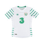 Trikot Irland Fussball 2016-2017 Umbro Away fur Kinder