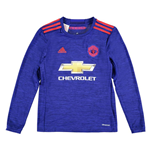 Trikot Manchester United FC 2016-2017 Away