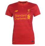 Trikot Liverpool FC 2016-2017 Home fur Frauen
