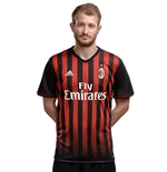 Trikot AC Milan 2016-2017 Addias Home