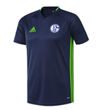 T-Shirt Schalke 04 2016-2017 Training Adidas