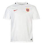 Trikot Norwegen Fussball 2016-2017 Away Nike