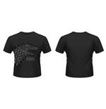 T-Shirt Game of Thrones  (Game of Thrones) - Direwolf