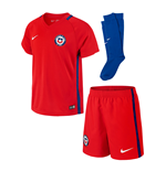 T-Shirt Chile Fussball 2016-2017 Home