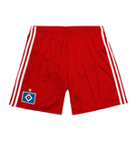Shorts Hamburg 2016-2017 Home (Rot)
