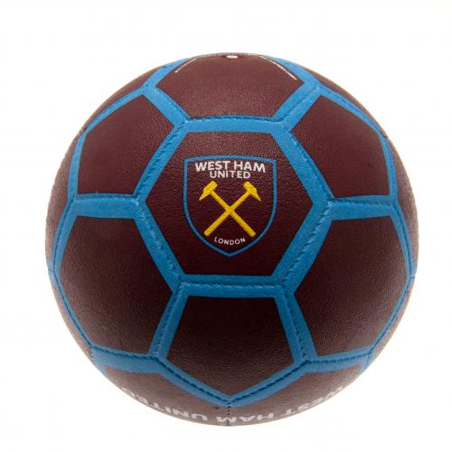 Fußball West Ham United F.C. All Surface Rubber Fussball