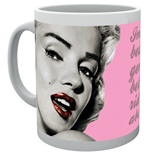 Tasse Marilyn Monroe - Close Up