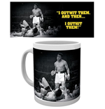 Tasse Muhammad Ali  - Outwir Outhit
